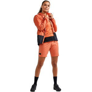 Craft ADV Offroad Vindjakke Damer, orange/sort orange/sort