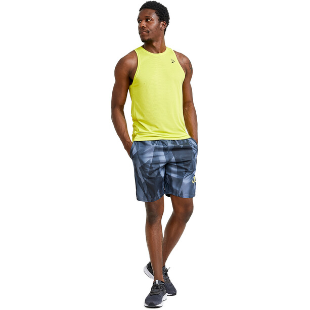 Craft Core Charge Singlet Men gul