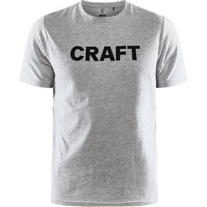 Craft ADV Athleisure SS Tee Men, gris gris