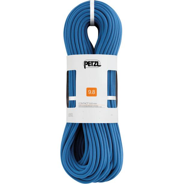 Petzl Contact Seil 9,8mm x 70m CONTACT ROPE 9.8mmBLUE 70 M
