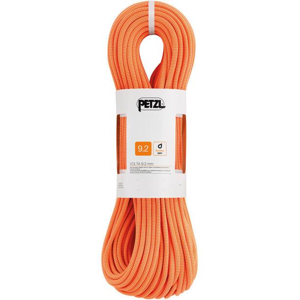 Petzl Volta Seil 9,2mm x 30m orange