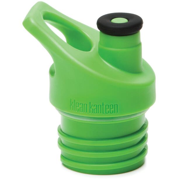 Klean Kanteen Kid Sport Cap 3.0 for Classic Bottles Kids green/black