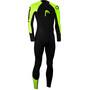 Head Explrr 3.2.2 Freeswimming Wetsuit Men black/lime