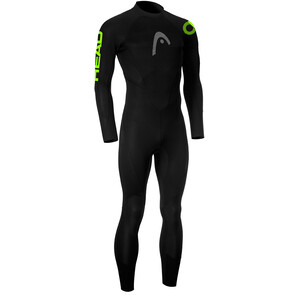 Head Multix VL Multisport Fullsuit Men black/lime black/lime