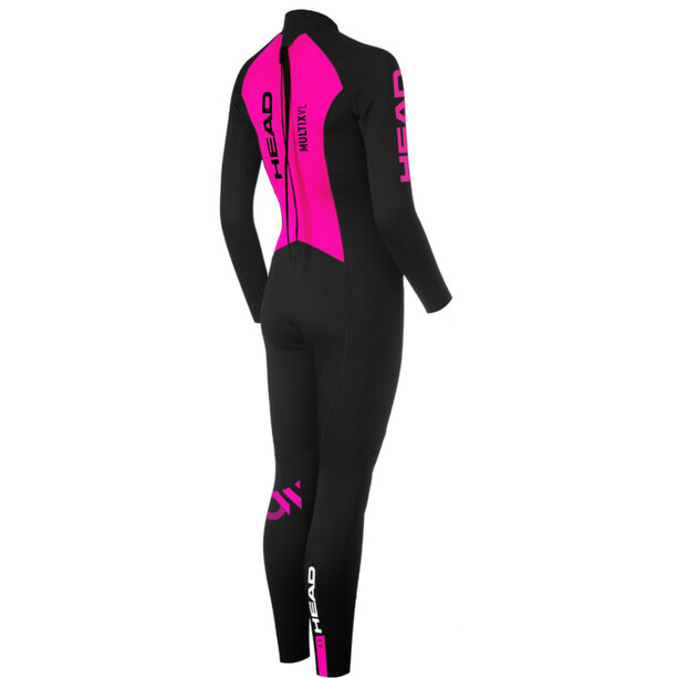 Head Multix VL Multisport Fullsuit Women black/pink