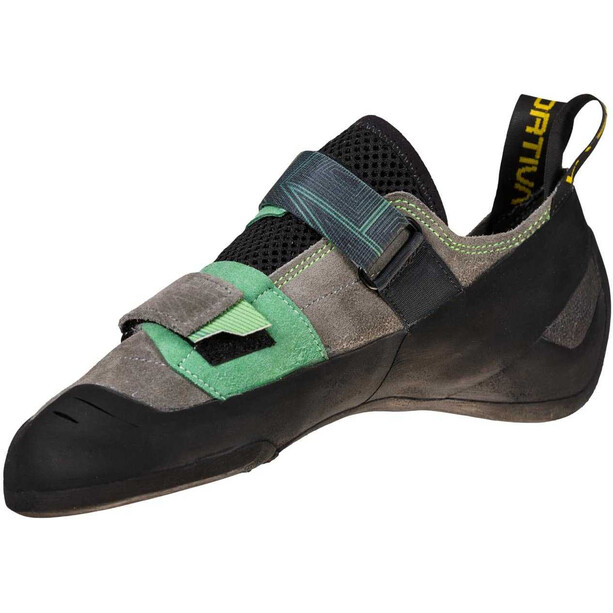 La Sportiva Aragon Climbing Shoes Men clay/jasmine green