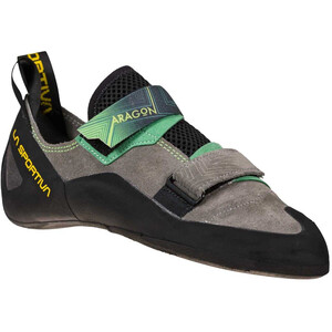 La Sportiva Aragon Climbing Shoes Men clay/jasmine green clay/jasmine green