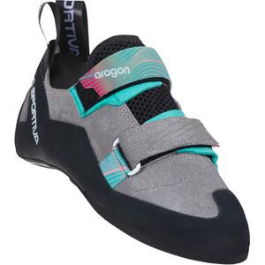 La Sportiva Aragon Climbing Shoes Women grå grå