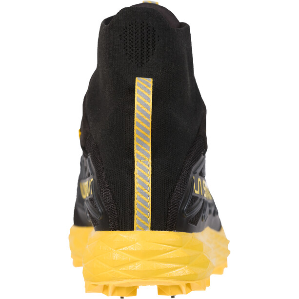 La Sportiva Blizzard GTX Trail Running Shoes Men black/yellow