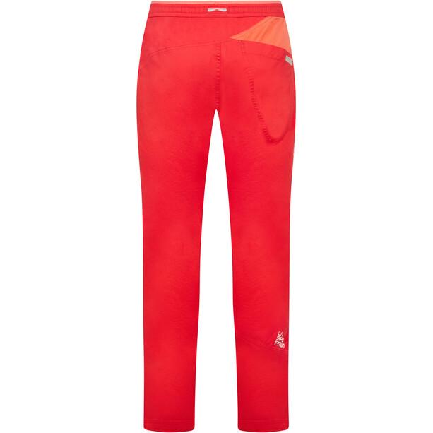 La Sportiva Temple Pants Women hibiscus/flamingo