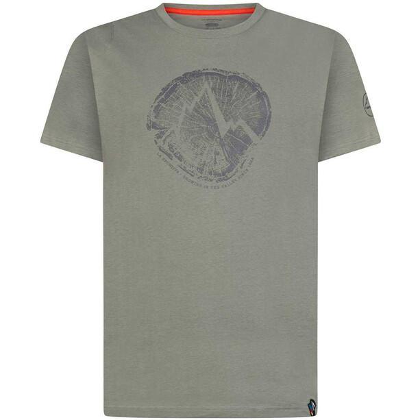 La Sportiva Cross Section T-Shirt Men clay
