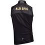Craft Alb Epic 3.0 Wind Vest Men black/red/gold