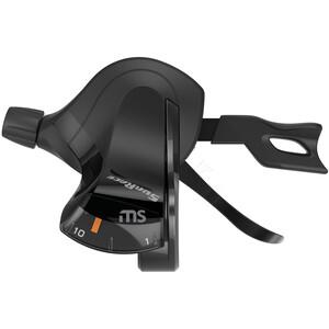 SunRace DLMS30 Shift Lever 10-speed right, noir noir
