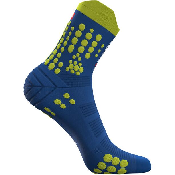 Compressport Pro Racing V3.0 Trail Socks blå