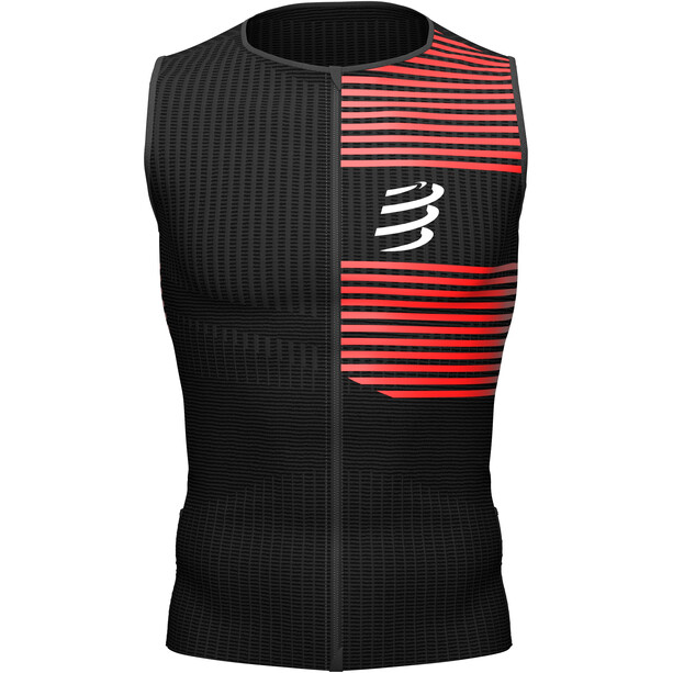 Compressport Tri Postural Tank Top Herren black
