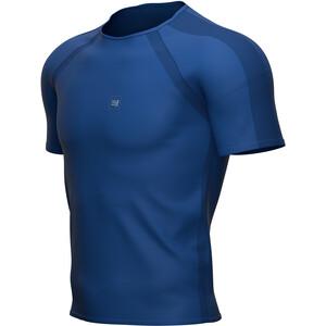 Compressport Training Kortärmad T-Shirt Herr blå blå