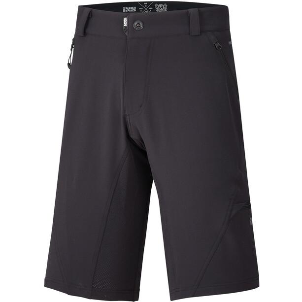 IXS Carve Digger Shorts Men, noir