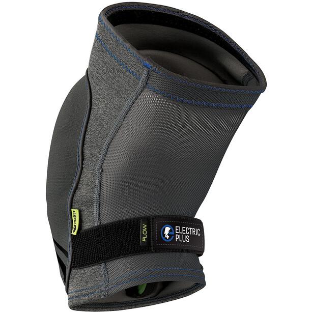 IXS Flow Evo+ E-Bike Knieprotektoren grau