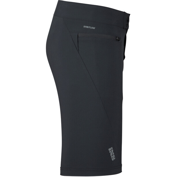 IXS Flow XTG Shorts Kinder black