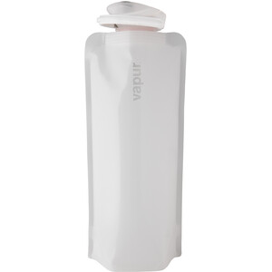 Vapur Solid Flex Bottle 700ml, wit wit