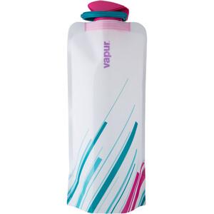 Vapur Element Flex Bottle 1000ml, wit wit