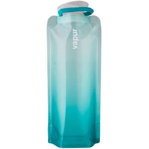 Vapur Gradient Flex Bottle 1000ml, turquoise turquoise