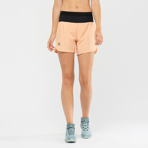 Salomon XA Shorts Damen almond cream almond cream