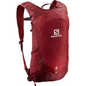 Salomon Trailblazer 10 Rucksack rot rot
