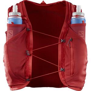 Salomon ADV Skin Weste 5 Set rot rot