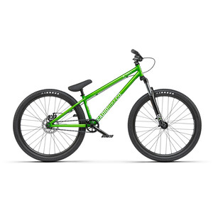 """Radio Bikes Asura 26"""" grön grön"""
