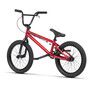"Radio Bikes Dice 18"" candy red"
