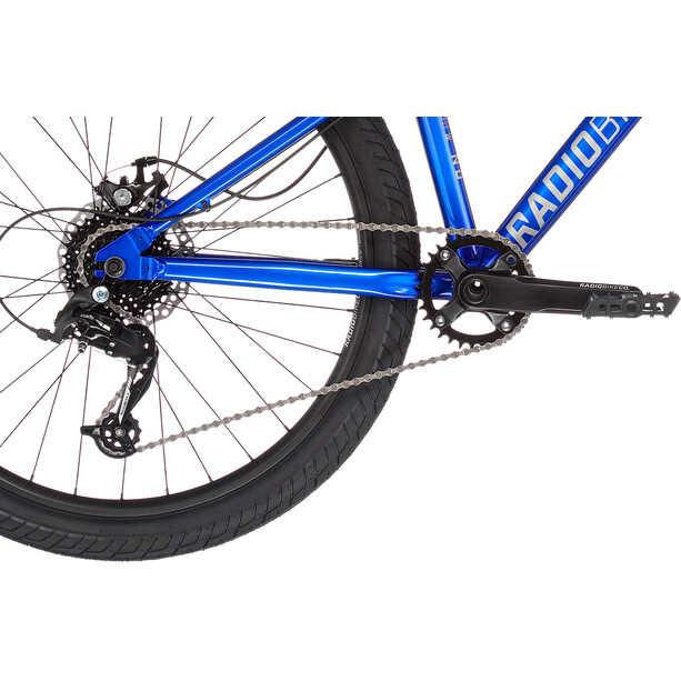 "Radio Bikes Fiend 26"" blau"