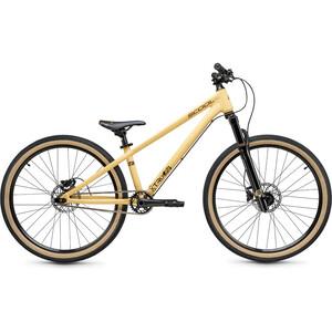 s'cool XtriX Dirt 26 1-S Niños, beige beige