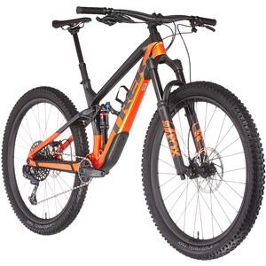 Trek Fuel EX 9.8 GX orange/grau orange/grau