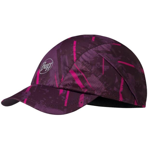 Buff Pro Run Cap violett/pink