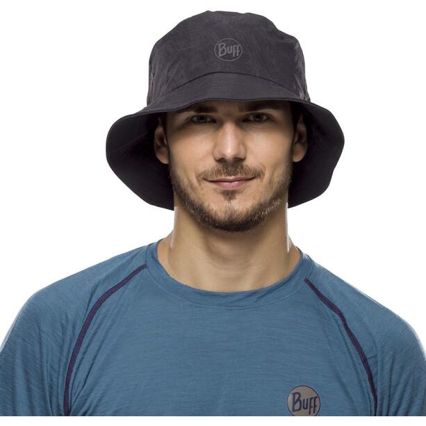 Buff Trek Bucket Hat schwarz