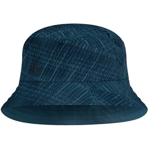 Buff Trek Bucket Hat blau blau