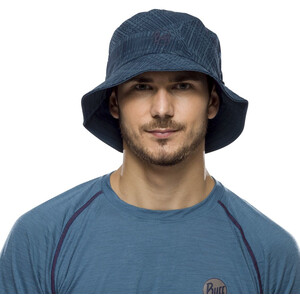 Buff Trek Bucket Hat keled blue keled blue