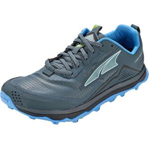 Altra Lone Peak 5 Trail Running Shoes Men grå/blå grå/blå
