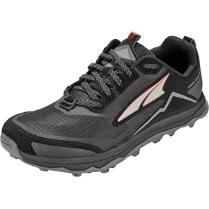 Altra Lone Peak 5 Trail Running Shoes Men grå/svart grå/svart