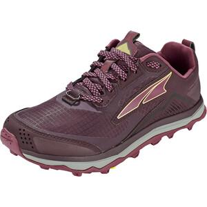 Altra Lone Peak 5 Trail Running Shoes Women brun/röd brun/röd