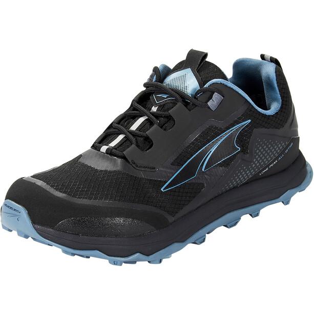 Altra Lone Peak All-Weather Low Trail Running Shoes Women svart/blå