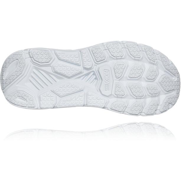 Hoka One One Clifton 7 Chaussures de trail Homme, blanc
