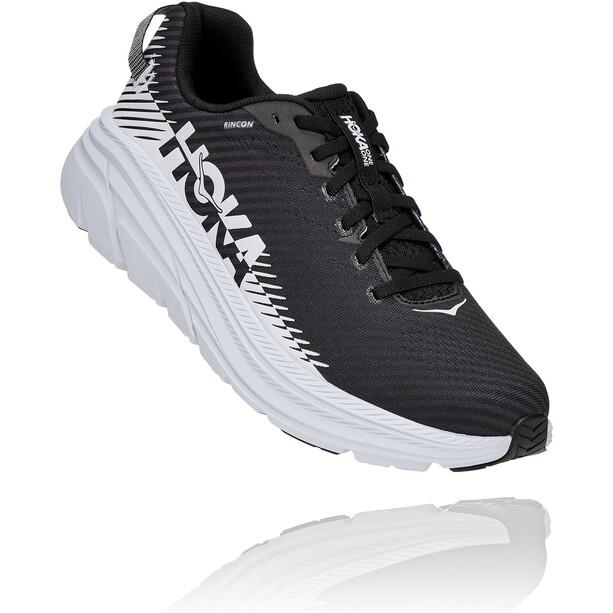Hoka One One Rincon 2 Chaussures de trail Homme, noir/blanc