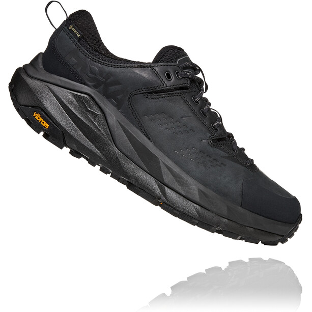 Hoka One One Kaha GTX Low Shoes Men, noir
