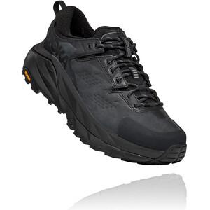 Hoka One One Kaha GTX Low Shoes Men, noir noir