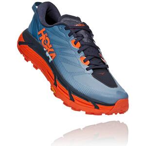 Hoka One One Mafate Speed 3 Schuhe Herren provincial blue/carrot provincial blue/carrot