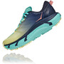 Hoka One One Mafate Speed 3 Shoes Women, black iris/cascade