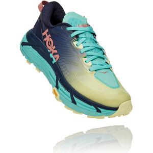 Hoka One One Mafate Speed 3 Schuhe Damen black iris/cascade black iris/cascade