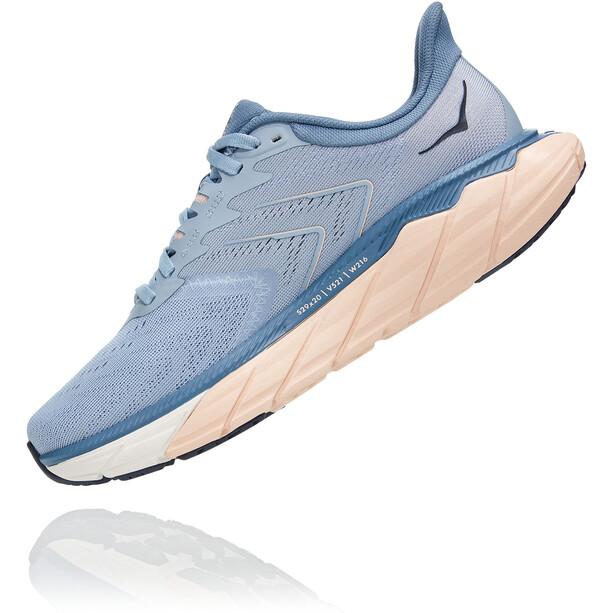 Hoka One One Arahi 5 Shoes Women, bleu